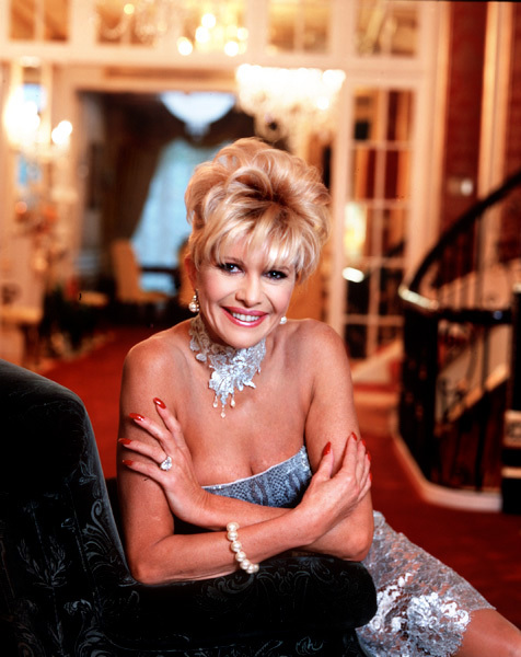 Ivana Trump : Editorial/Portrait : Erik Freeland Photographer New York NYC- Freelance Photography Magazine Portrait Corporate Event Photojournalism New York, NY
