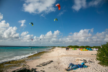 Kite Boarding Bonaire