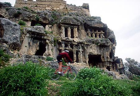 Mountain Biking, Turkey